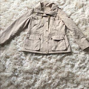 Michael Kors Snap Front Jacket